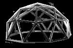 ekodome geodome frames